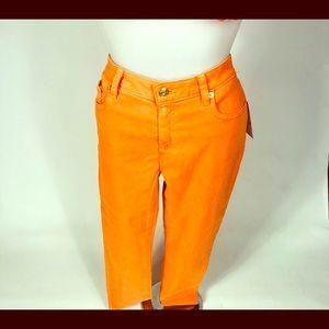 Michael Kors Pants - New Michael Kors Izzy cropped skinny